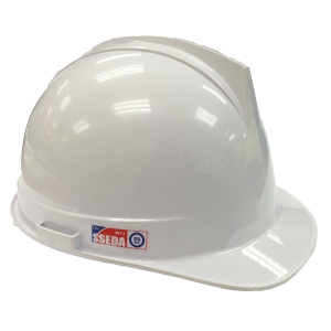 SSEDA SAFETY HELMET TURN WHITE