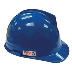 SSEDA SAFETY HELMET TURN BLUE