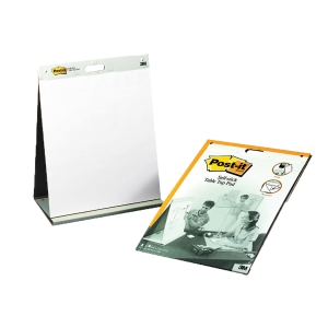 POST-IT 563 EASEL PAD FOR CONFERENCE 20 X 23
