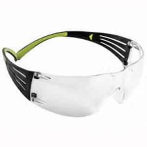 3M แว่นตานิรภัย SECURE FIT SF401AF เคลือบสารป้องกันการเกิดฝ้า เลนส์ใส