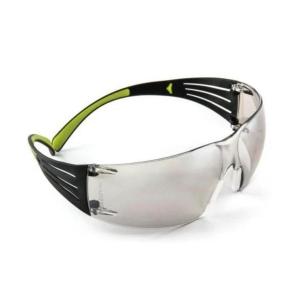 3M แว่นตานิรภัย SECURE FIT SF402AF เคลือบสารป้องกันการเกิดฝ้า เลนส์เทา