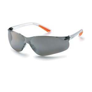 KING S KY213 POLYCARBONATE SAFETY GLASSES CLEAR MIRROR