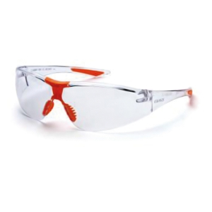 KING S KY8811 POLYCARBONATE SAFETY GLASSES CLEAR