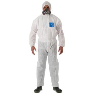 MICROGARD ชุดป้องกันสารเคมี 1500 PLUS XL ขาว
