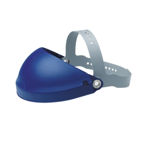 3M 82500 H4 VISOR HOLDER PULL STRAP THERMOPLASTIC BLUE