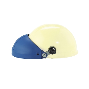 3M 82502 H18A VISOR HOLDER THERMOPLASTIC BLUE