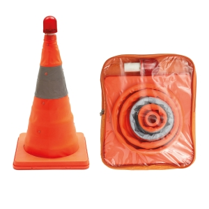 CONE-FOLD TRAFFIC CONE FOLD 45 CENTIMETRES ORANGE