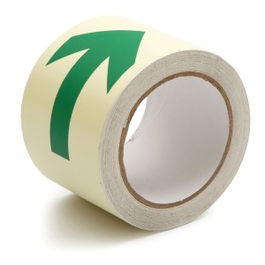 AS837AG-80 LUMINOUS TAPE 80 MILIMETRES x 10 METRES