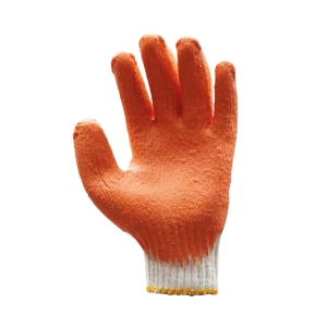 MICROTEX FD442-472 GLOVES LATEX PAIR FREE SIZE ORANGE