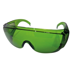 DELIGHT แว่นตานิรภัย P660-D#3 เฉด 3 เขียว