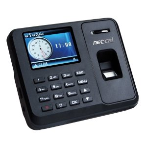 NEOCAL TM-1800 FINGER PRINT TIME RECORDER
