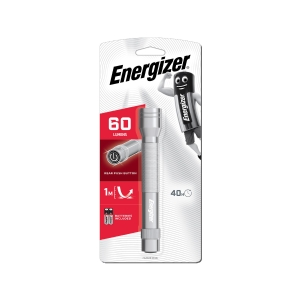 ENERGIZER METAL LIGHT2AA 60 LUMENS