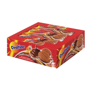 OVALTINE SANDWICH COOKIES PACK OF 12 SACHETS