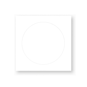 CD ENVELOPE SIZE 127MM X 127MM 100GRAM WHITE - PACK OF 500
