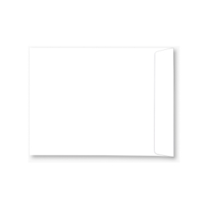 ENVELOPE OPEN-END 100GRAM SIZE 10  X 14  WHITE - PACK OF 500