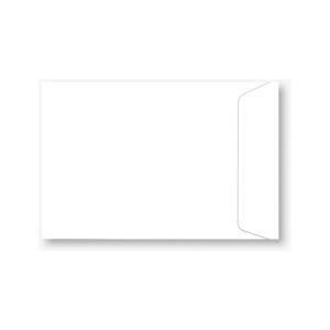 ซองเอกสารสีขาว 100แกรม ขนาด 6.3/8  X 9  (C5) แพ็ค 500ซอง