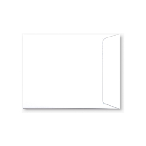 ENVELOPE OPEN-END 100GRAM SIZE 7  X 10  WHITE - PACK OF 500