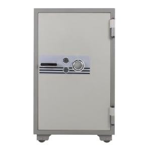 VITAL VT-130SKK FIRE RESISTANT SECURITY SAFE GREY