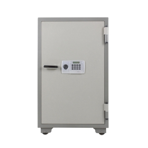 VITAL VT-130D FIRE RESISTANT SECURITY SAFE GREY