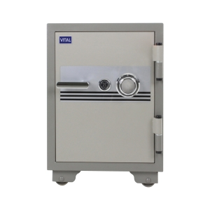 VITAL VT-42S FIRE RESISTANT SECURITY SAFE GREY