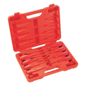 JE-TECH SCREWDRIVER SET - 8 PIECES