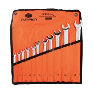 PUMPKIN COMBINATION 11 WRENCHES/SET