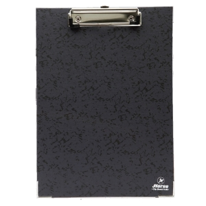 HORSE H-99 CLIPBOARD A4 - BLACK