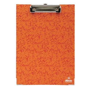 HORSE H-99 CLIPBOARD A4 - ORANGE
