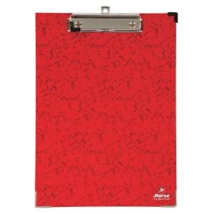 HORSE H-99 CLIPBOARD A4 - RED