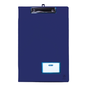 ORCA A-100 2-SIDED CLIPBOARD PVC A4 BLUE