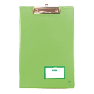 ORCA A-100 CLIPBOARD FOLDER PVC A4 GREEN