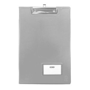 ORCA A-100 2-SIDED CLIPBOARD PVC A4 GREY
