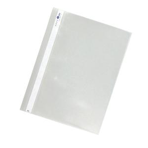 E-FILE แฟ้มเจาะพลาสติก 51A A4 500 ไมครอน ใส