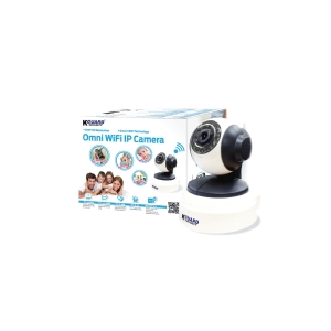 K-GUARD QRT-501 OMNI WIFI IP CCTV CAMERA