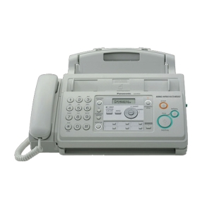 PANASONIC KX-FP701 PLAIN PAPER FAX MACHINE