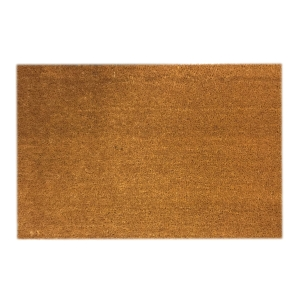 COCONUT FIBER FLOOR MAT 60X90CM BROWN