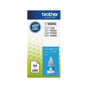 BROTHER BT-5000C ORIGINAL INKJET TANK CYAN