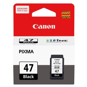 CANON PG-47 ORIGINAL INKJET CARTRIDGE BLACK