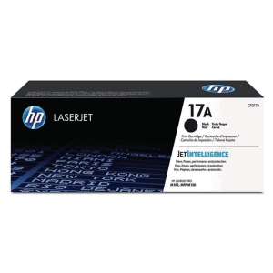 HP CF217A ORIGINAL LASER CARTRIDGE BLACK