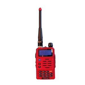 FUJITEL WALKIE-TALKIE FB-10 RED