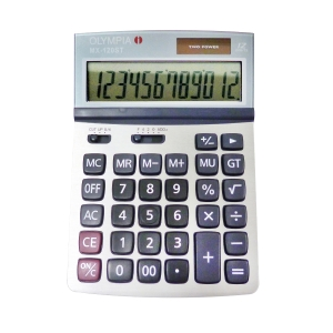 OLYMPIA MX-120ST DESKTOP CALCULATOR 12 DIGITS