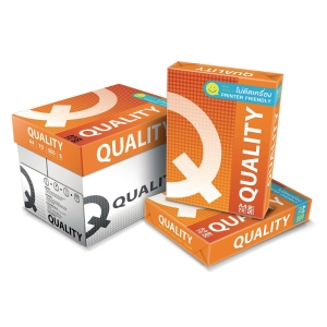 QUALITY ORANGE COPY PAPER A4 70G - WHITE - REAM OF 500 SHEETS