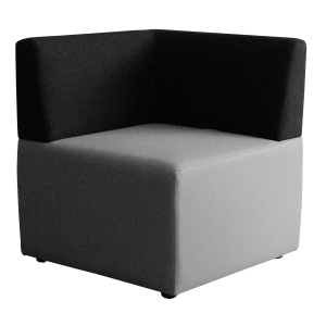 ACURA TRIO C SOFA 66 X 66 X 71 CM ASSORTED COLOURS