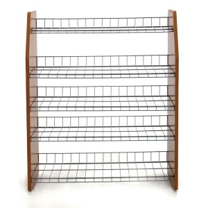 APEX PETER 5 SHOE RACK 67 X 30 X 75 CM 5 LEVEL