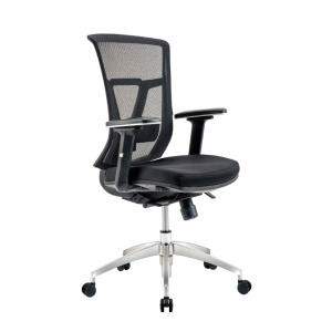 ELEMENTS VERONA DIRECTOR EM-207D OFFICE CHAIR BLACK