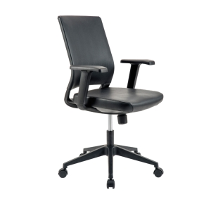ELEMENTS TERNI STAFF EM-521 OFFICE CHAIR BLACK