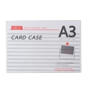 ORCA CARD CASE PVC A3