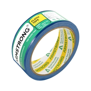 ARMSTRONG CLOTH TAPE 1.5   X 8 YARDS 3   CORE BLUE