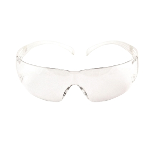 3M SECURE FIT SAFETY GLASSES SF201AS CLEAR LENS