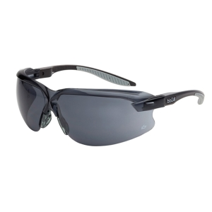 BOLLE AXIS 2 SAFETY GLASSES ANTI-SCRATCH ANTI-FOG GREY